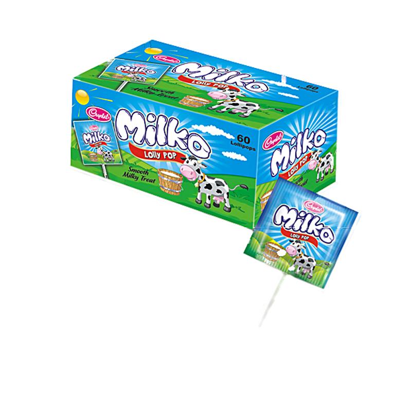 Milko lollypop box