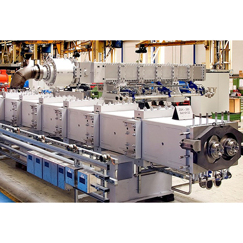 Zsk nt extruders