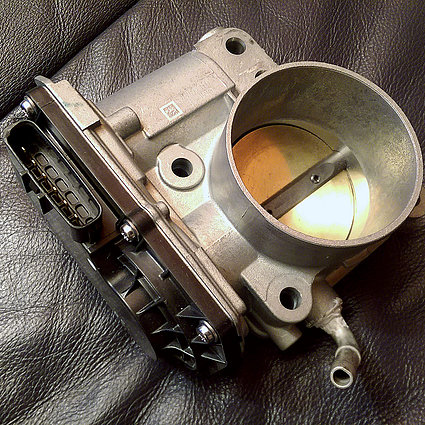 2003-2007 Honda Accord original throttle body_2