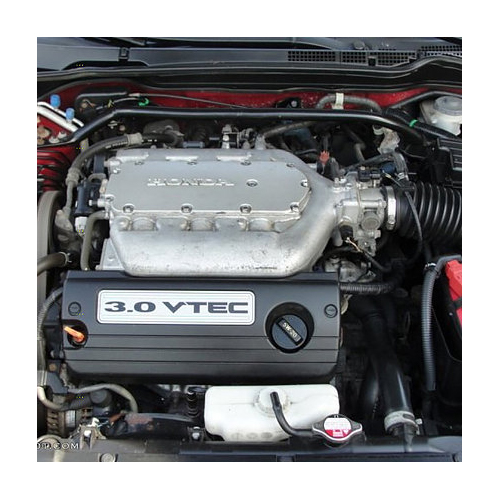 2003-2007 Honda Accord 6 cylinder engine empty_2