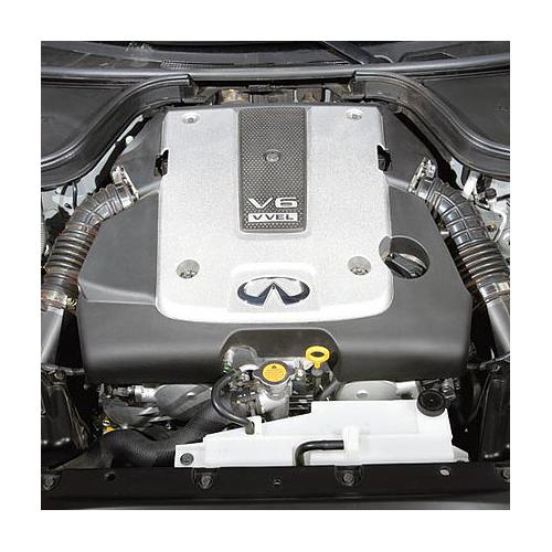 2007-2008 Infiniti G35/ Nissan 350Z empty engine_2