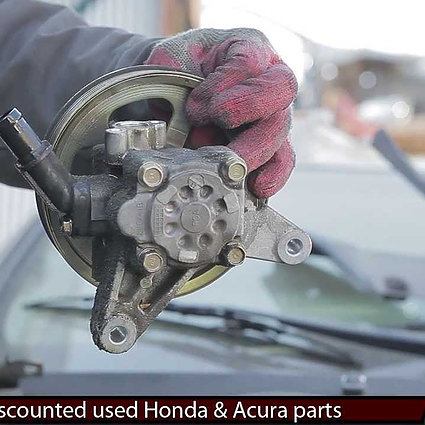 2003-2007 Honda Accord 6CYL power pump_2