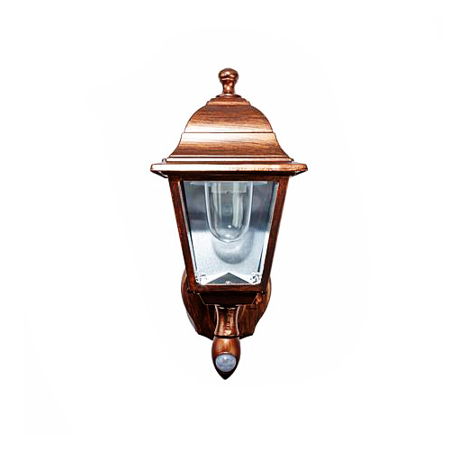 Solar sensor wall lamp 038