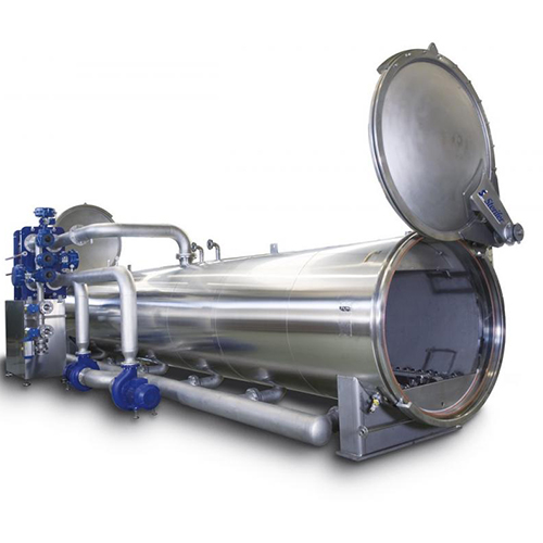 Shaking autoclave