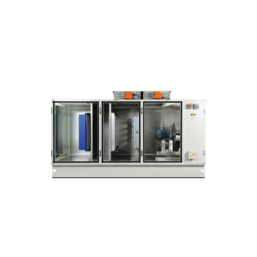 Ice banks - air handling units