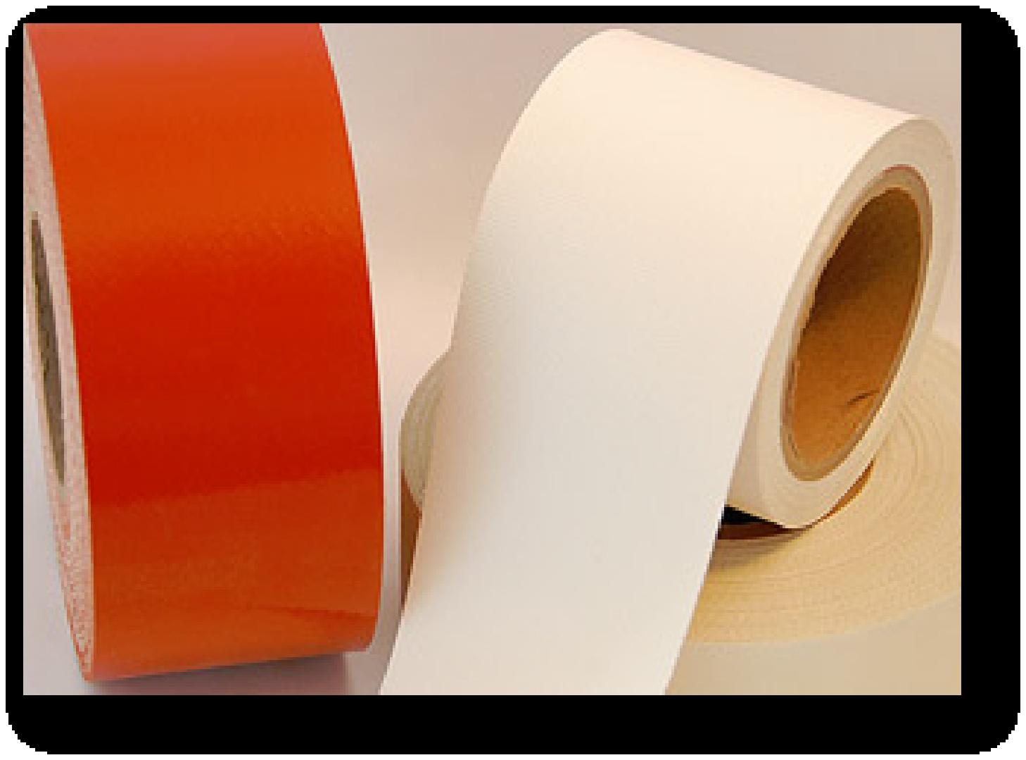 Silicone rubber coated fabrics