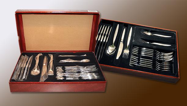 Seden cutlery set s-6004 30 pcs