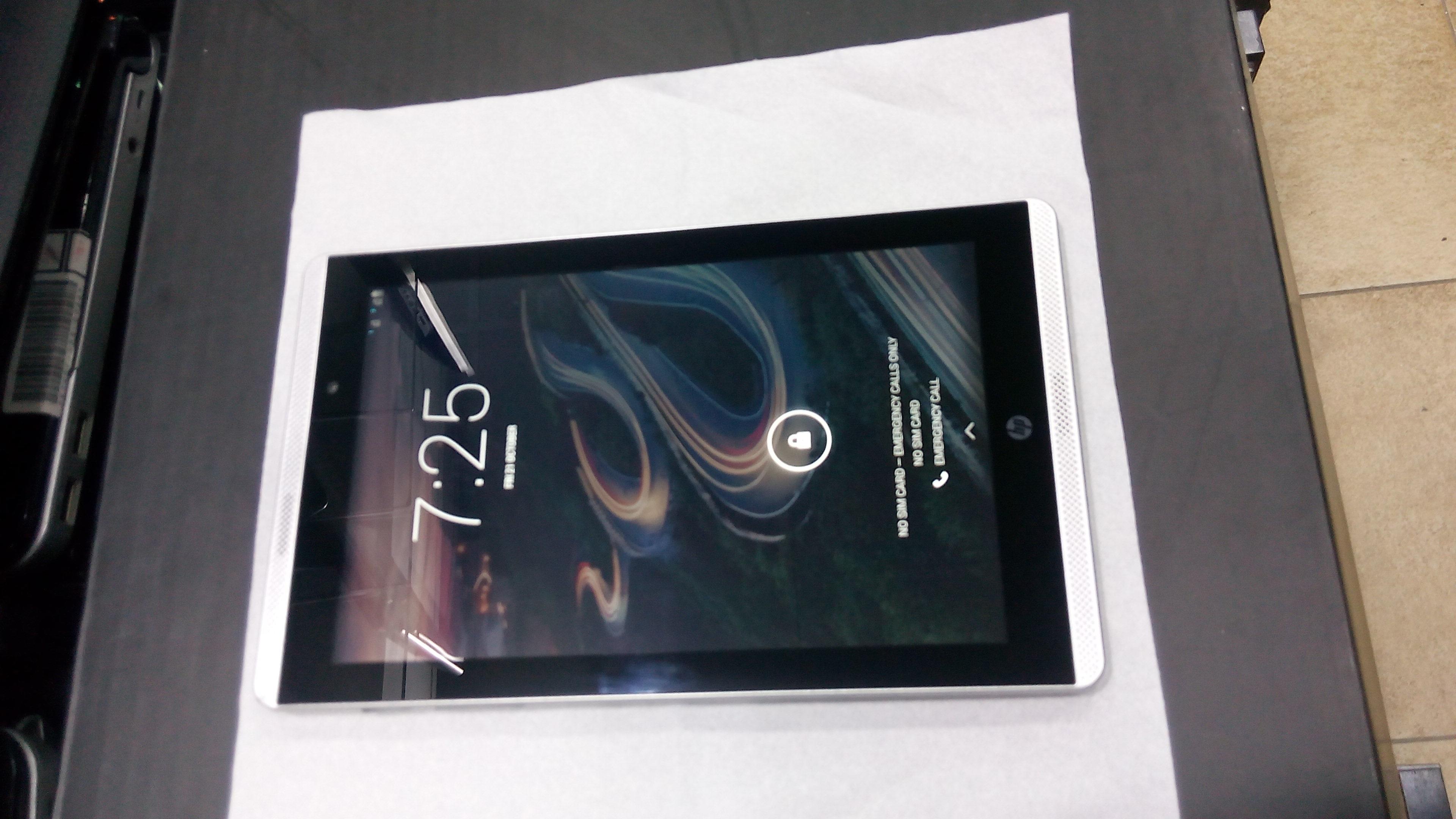 Hp tablet slate 7 (wifi+dual sim)