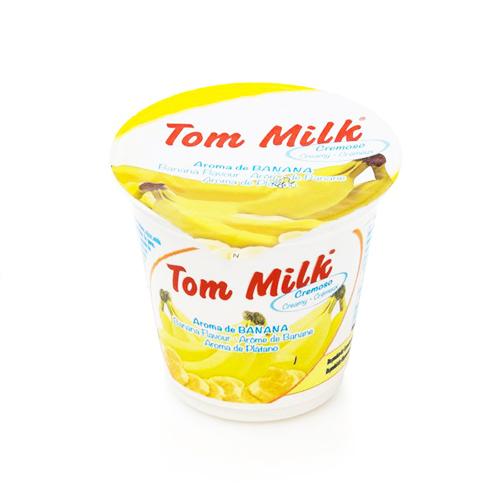 Creamy yogurt banana