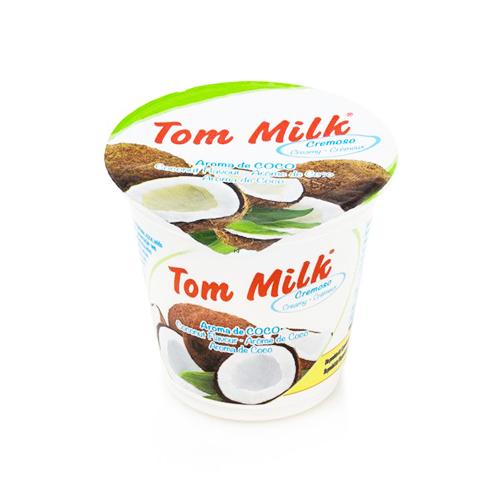 Creamy yogurt coconut