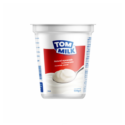 Yogurt natural sugary