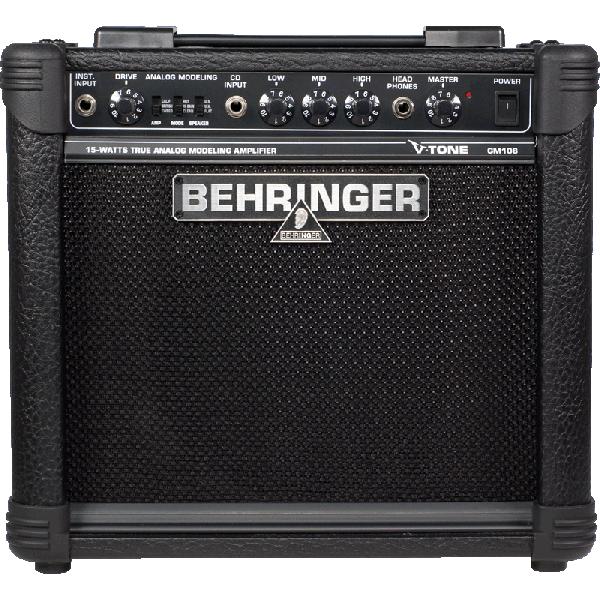 Amplifier Music - BEHRINGER - GM108_2