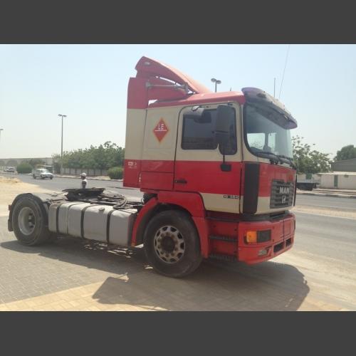 Man fe2000 head truck 19-464