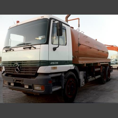 Mercedes benz tanker (1998)
