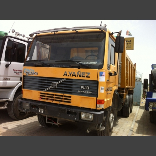 VOLVO Tipper Truck FL10_2