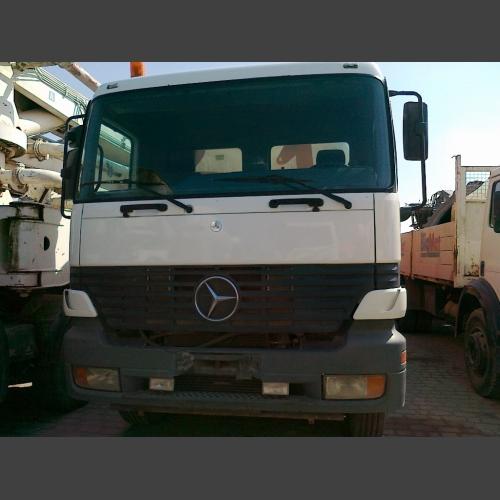 MERCEDES Benz Tanker 2635 6X4_2