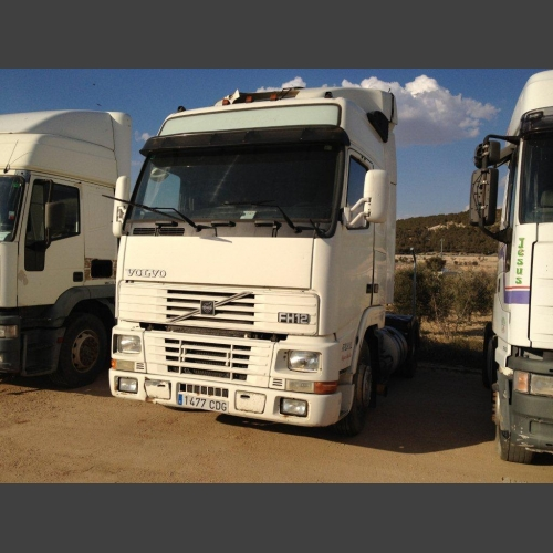 VOLVO Truck FH12 420 4X2 Pposter_2