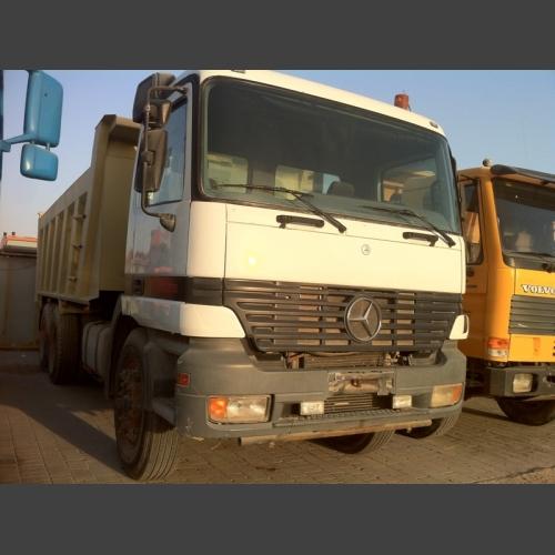 MERCEDES Tipper Truck 2635_2