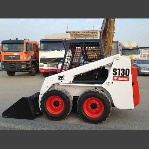 Bobcat Skeed Steer Loader S130_2