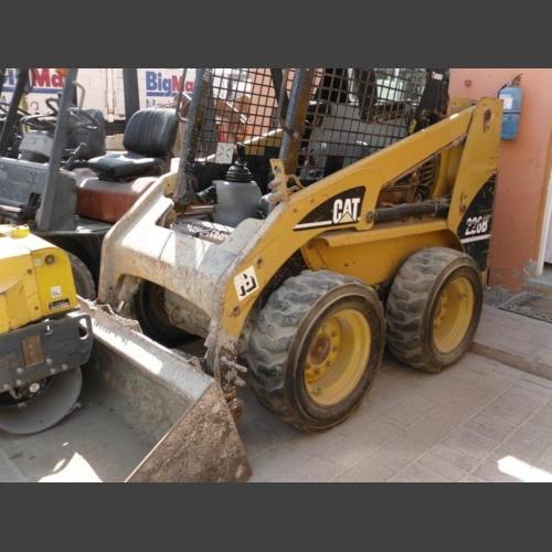 226 b cat steer loader
