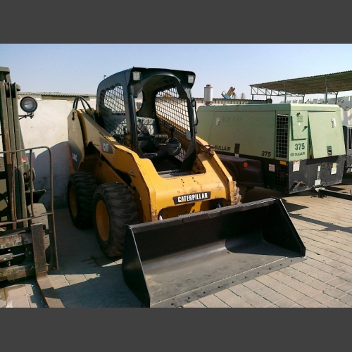 CAT Bulldozer 246_2