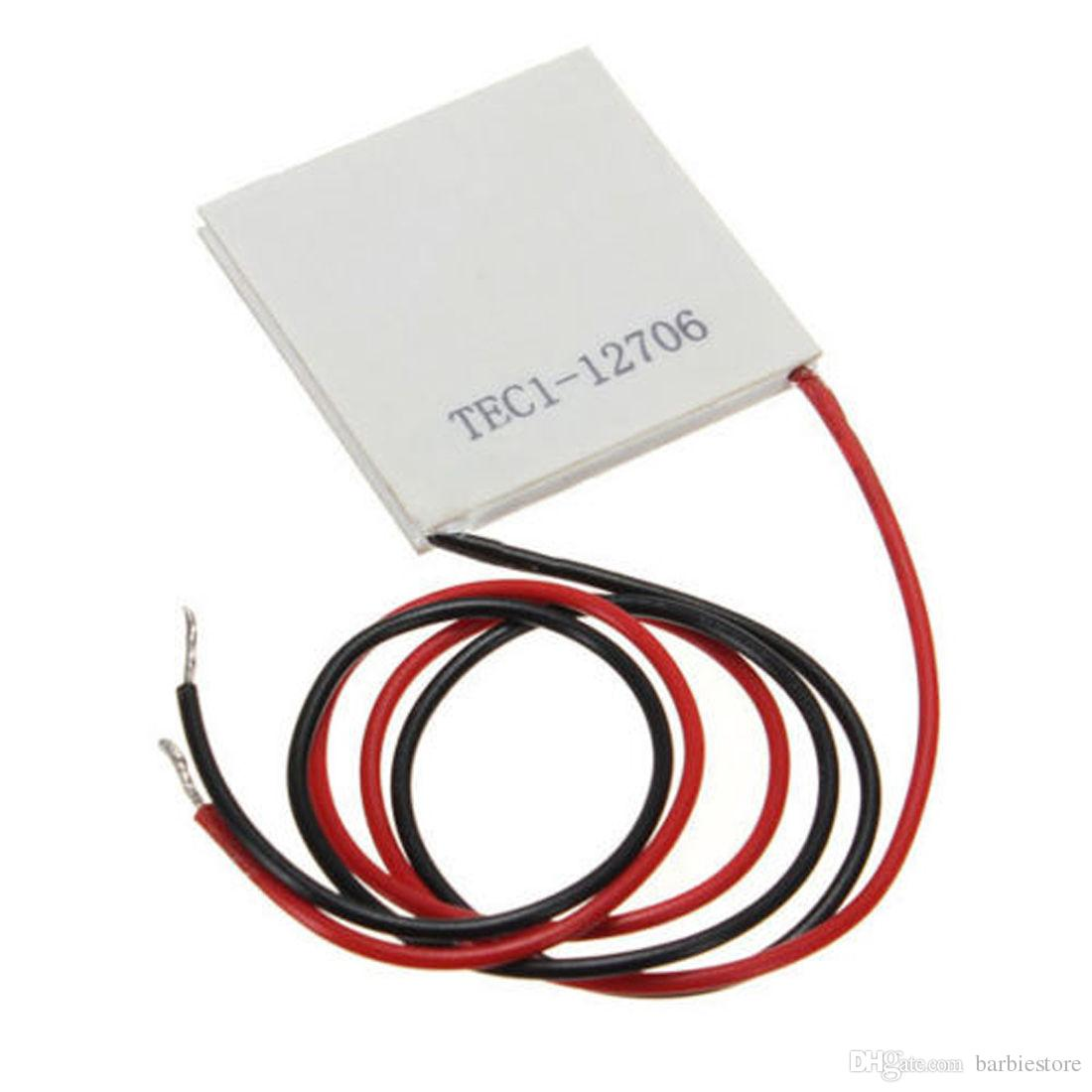 Tec1-12706 thermoelectric peltier cooler (12v, 60w)