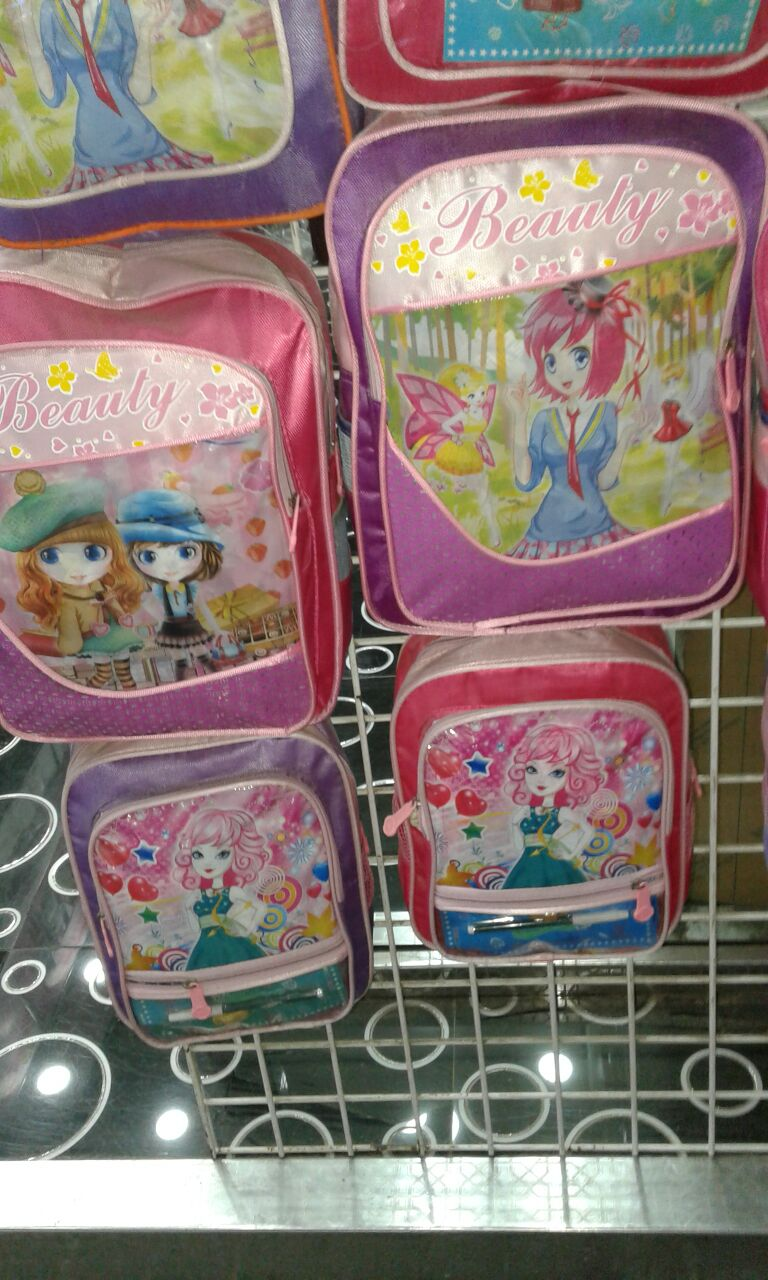 School Bag with attractive color & in  different Sizes_3