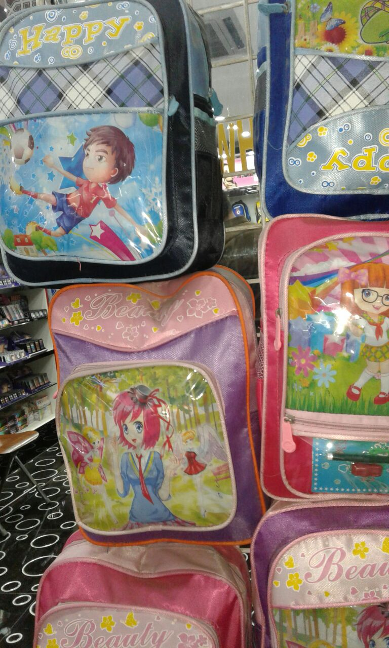 School Bag with attractive color & in  different Sizes_4