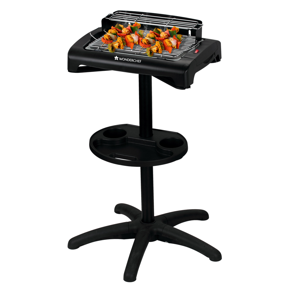 Wonderchef Smoky Grill Electric Barbecue_2