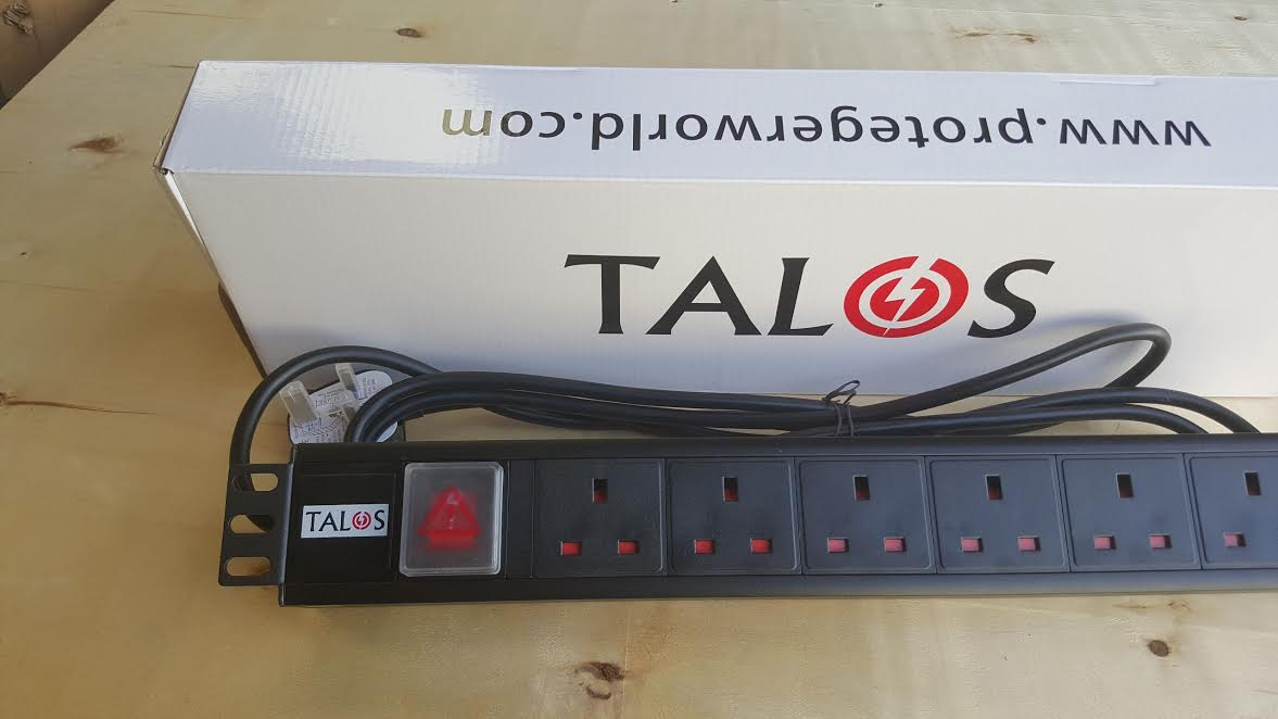 Talos Power Distribution Units.