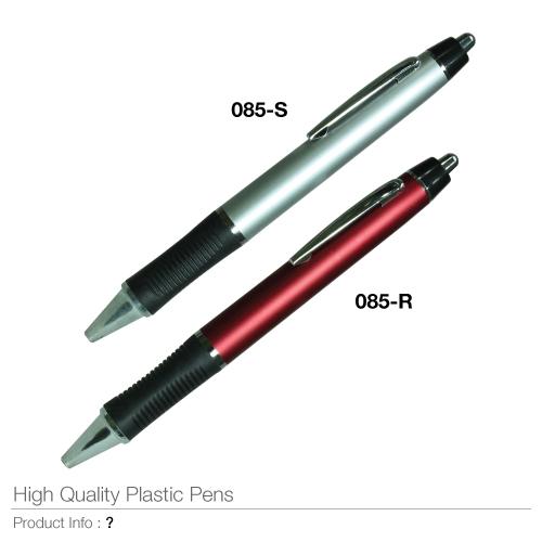 High quality plastic pens (085)