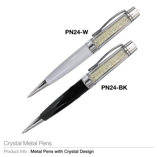 Crystal metal pen (pn-24)