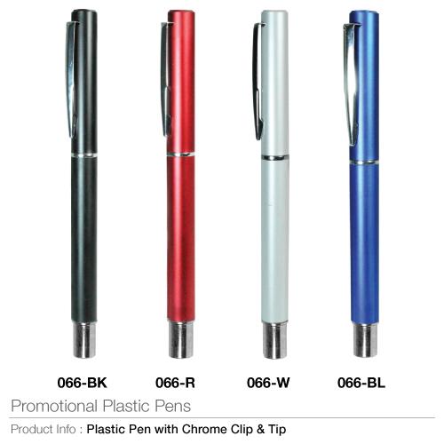 Promotional Plastic Pens 066_2