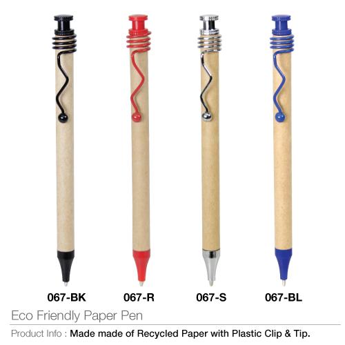 Eco-Friendly Paper Pen 067_2