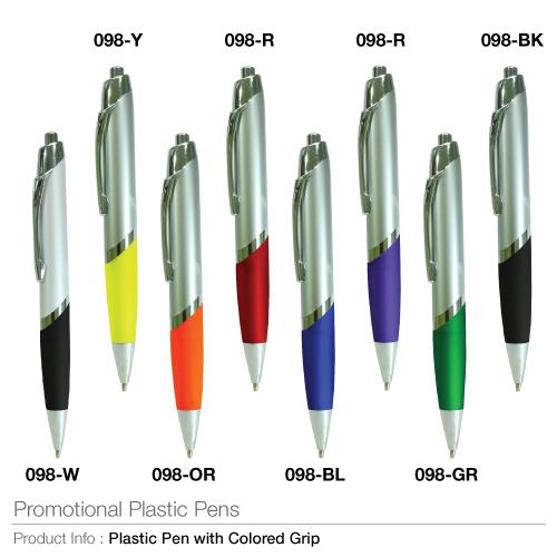 Promotional Plastic Pens 098_2