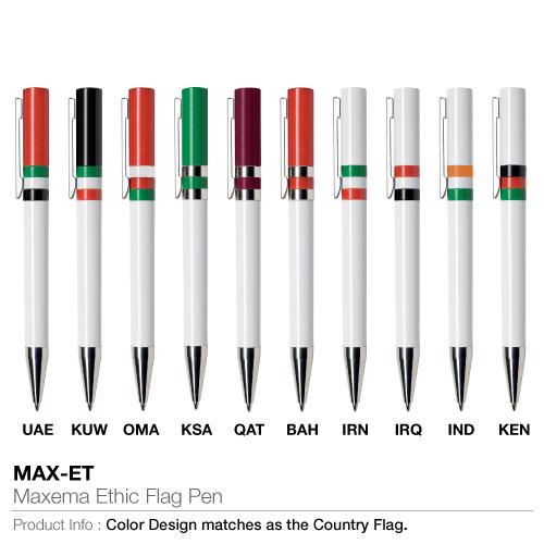 Maxema Ethic Flag Pen(MAX-ET)_2