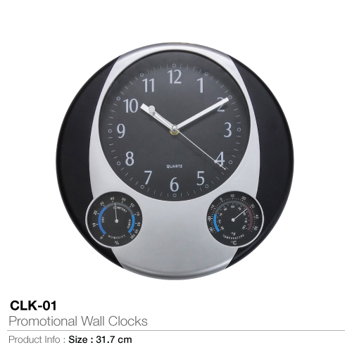 Promotional wall clocks  (clk-01)