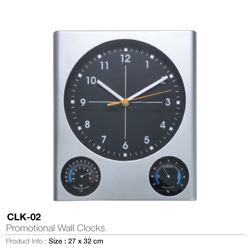 Promotional wall clocks  (clk-02)