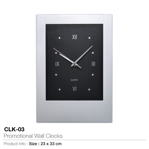 Promotional wall clocks  (clk-03)