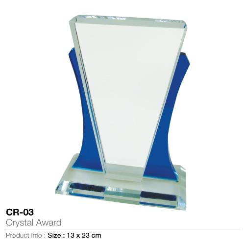 Crystal Award CR-03_2