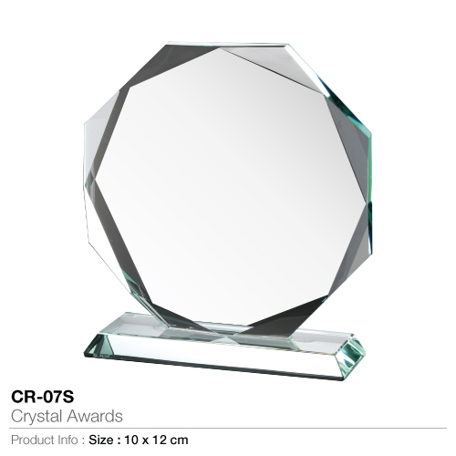 Crystal award cr-07s