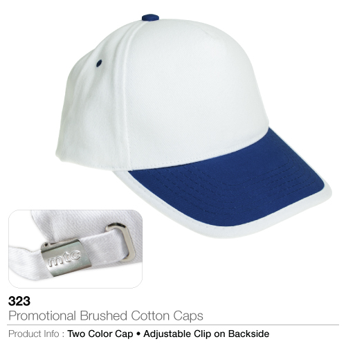 Promotional Brushed Cotton Caps (323)_2