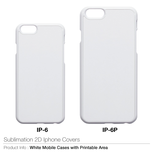 Sublimation 2d iphone covers (ip-6/ip-6p)