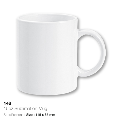 15oz sublimation mug