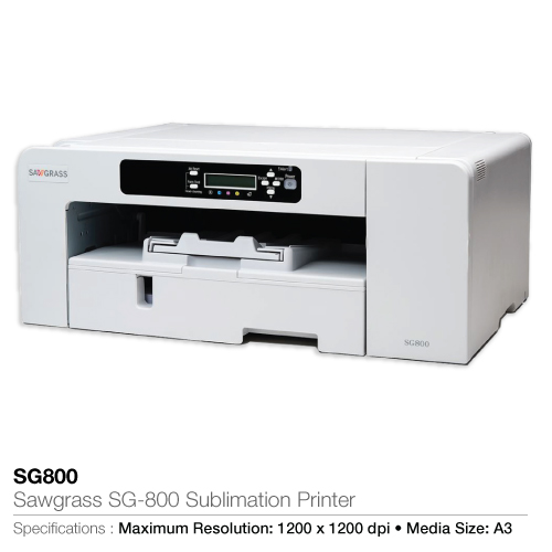 Sawgrass sg-800 sublimation printer