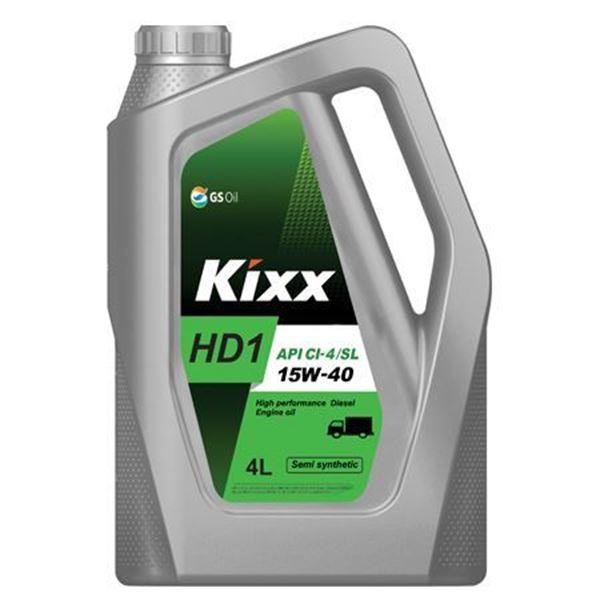 Kixx hd1 ci-4-sl 15w-40