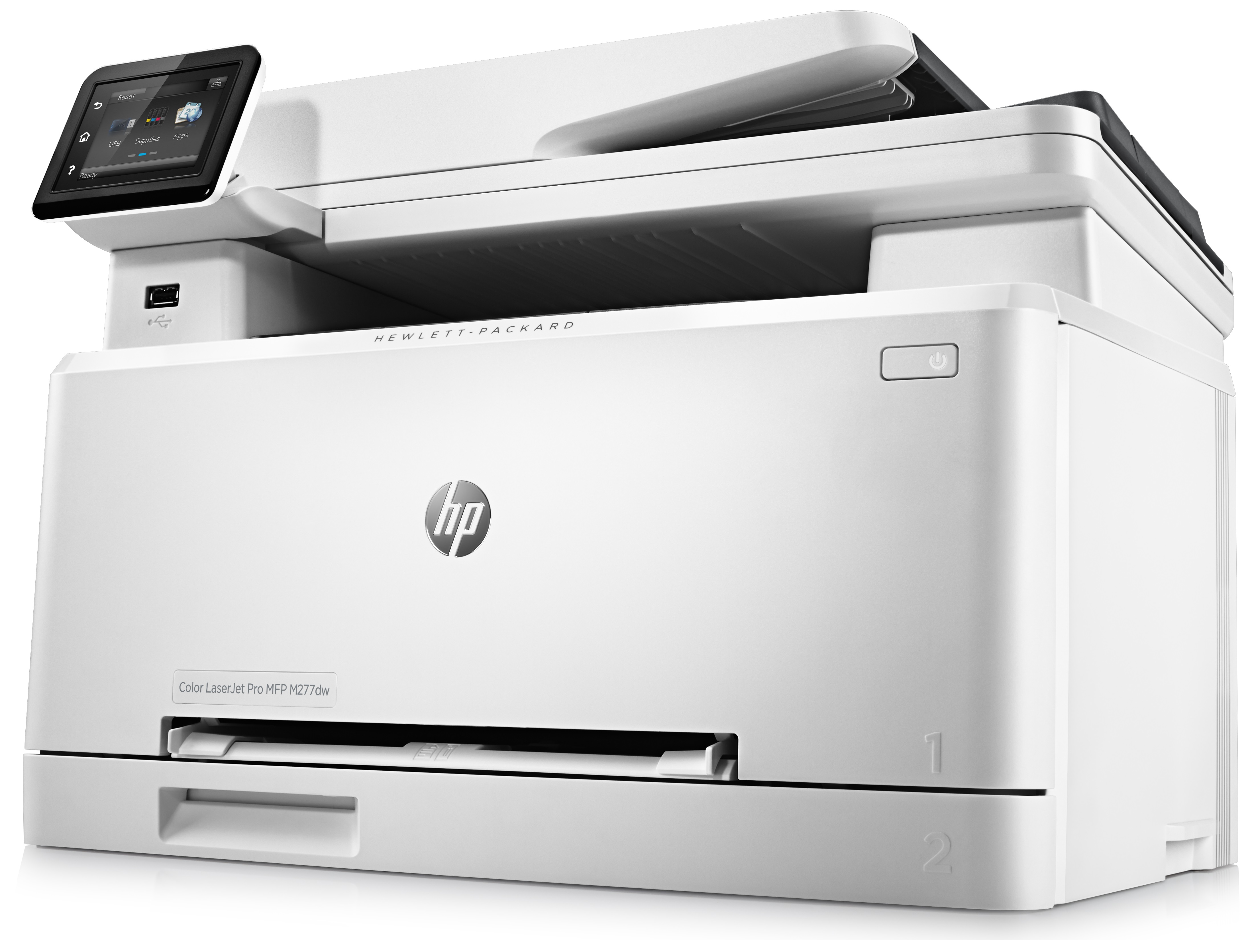 Color laserjet multifunction printer   hp color laser jet pro mfp277dw printer