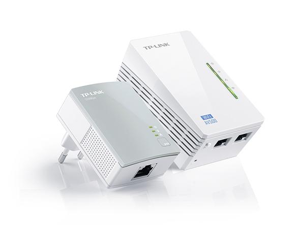 300Mbps AV500 Wi-Fi Powerline Extender Starter Kit_2