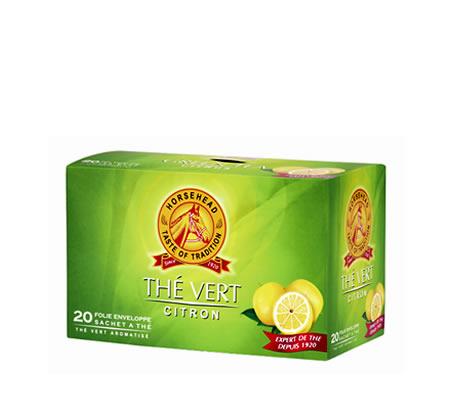 Vert - Green Jasmine Tea_2