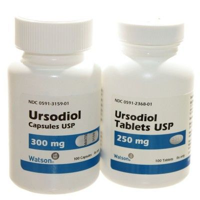 Ursodiol tablets - anti cholelithic